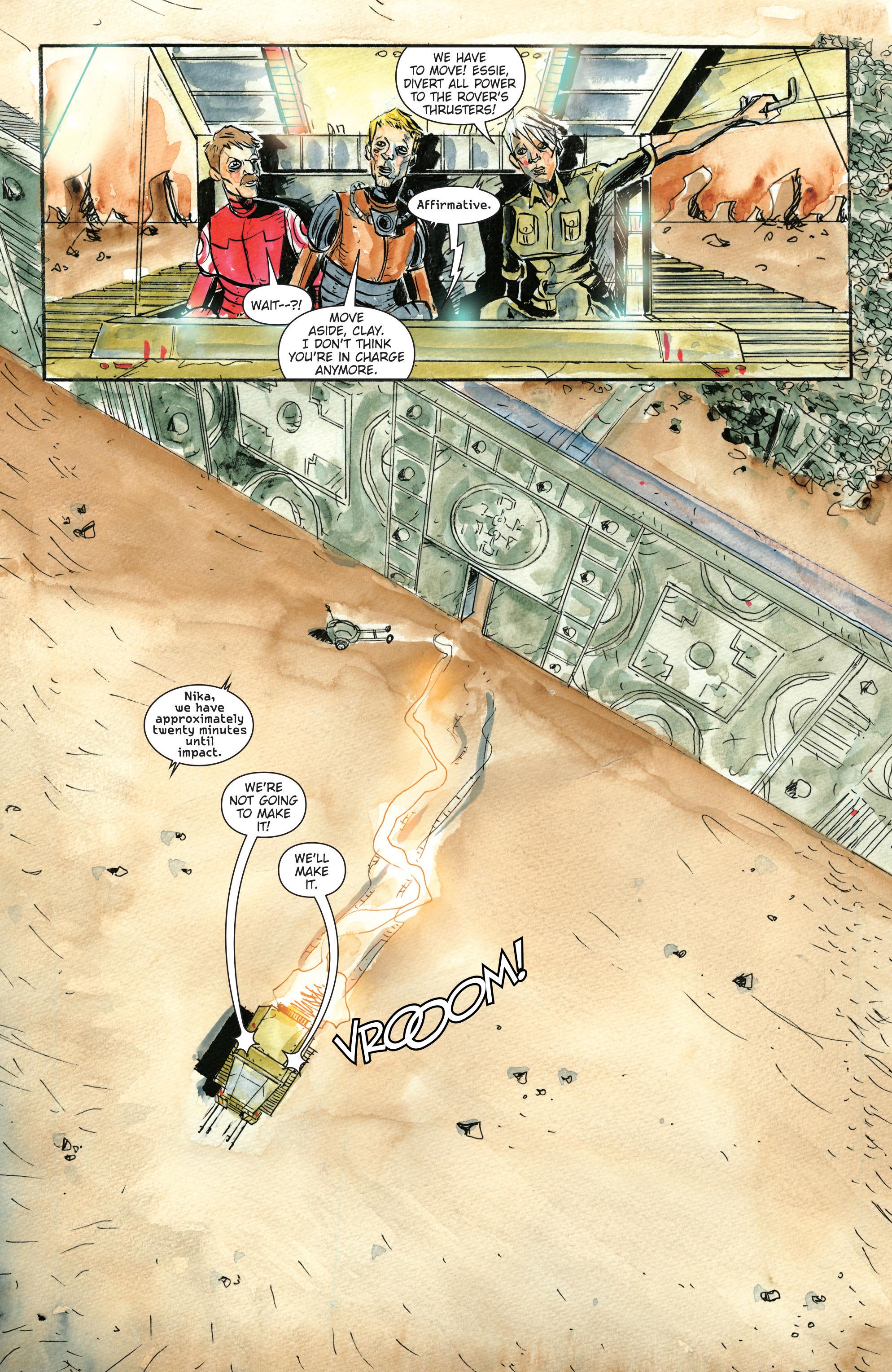 Read online Trillium comic -  Issue # TPB - 184