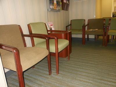 mama knows it all fibroids doctor's waiting room