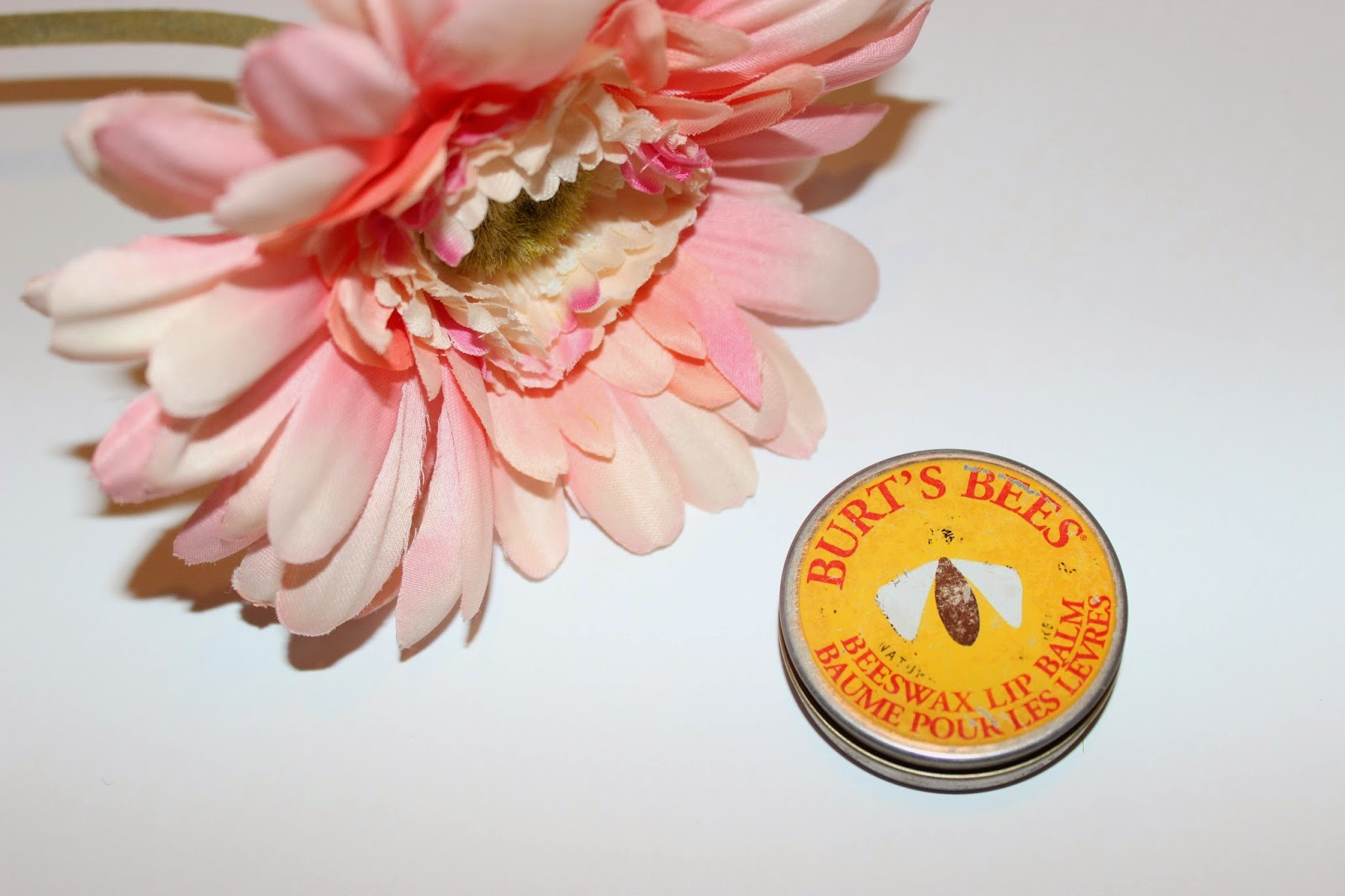 Burt's bee's Lipbalm Review