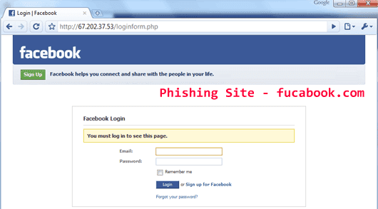New Phishing Techniques Born To Hack The Facebook