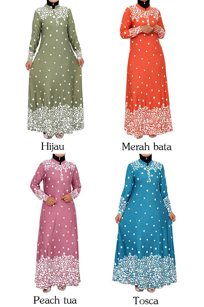 Baju Gamis Terbaru Di Palembang Gamis Murni
