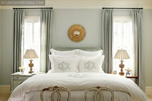 Design monogram bedding made by girl for Monogram homes floor plans