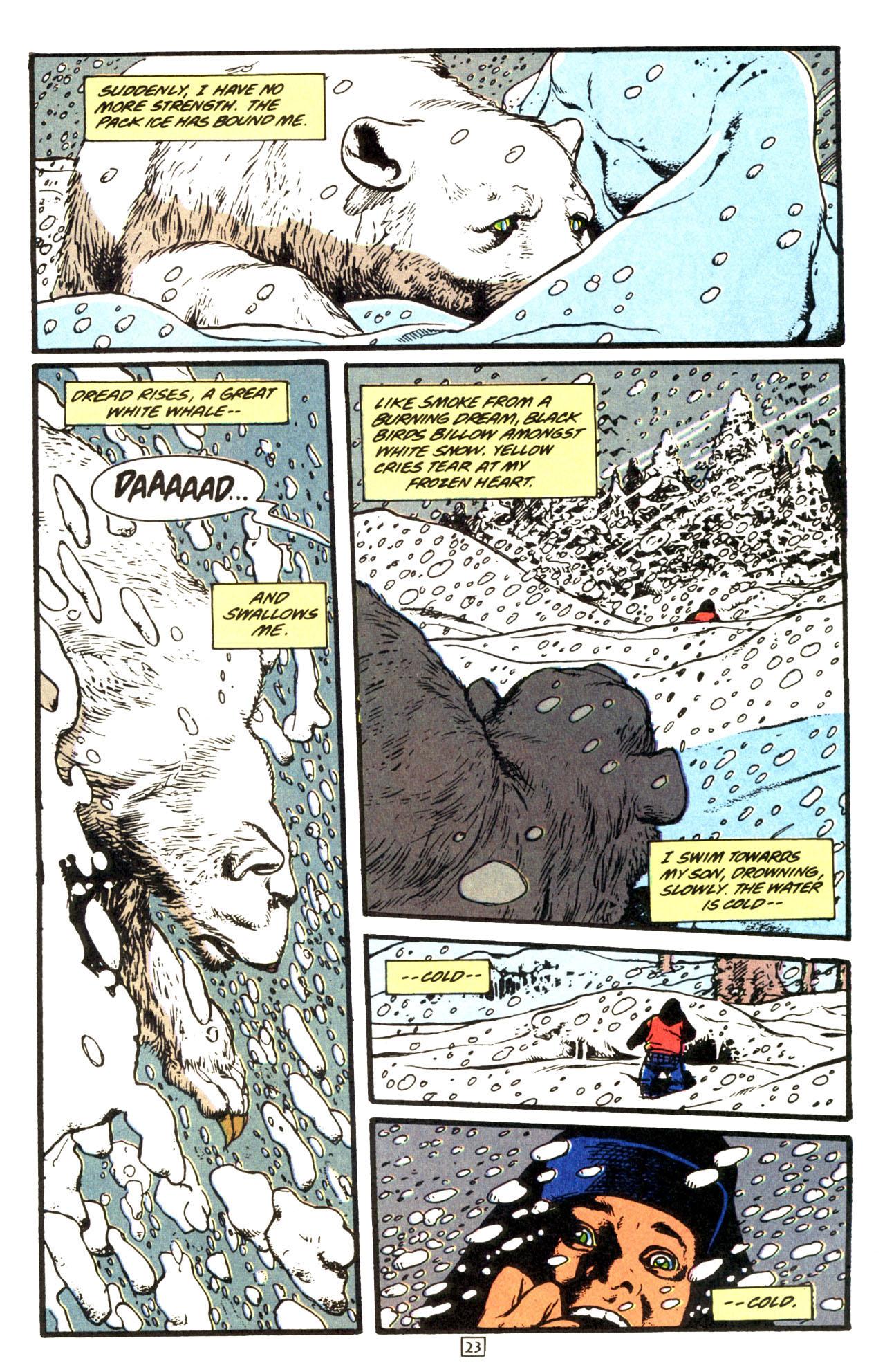 Read online Animal Man (1988) comic -  Issue #69 - 24