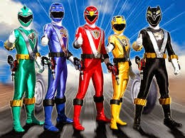 Hình ảnh Siêu Nhân Power Rangers RPM