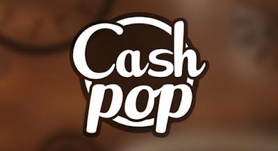 CashPop: Dapat Pulsa Gratis