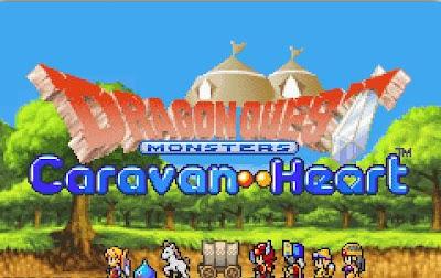 Dragon Quest Monsters Caravan Heart GBA ROM