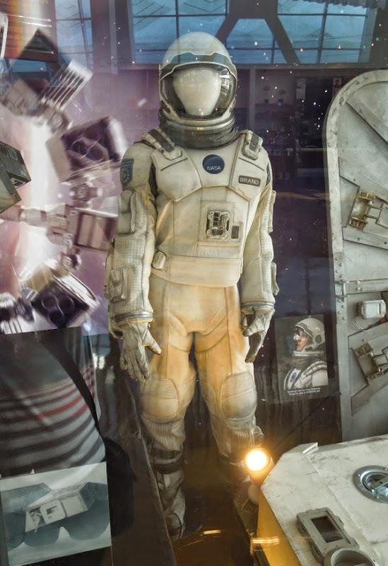 Anne Hathaway NASA spacesuit Interstellar