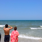 Swimmers Ordered Out Of Water For Sharks At Cocoa Beach Pier