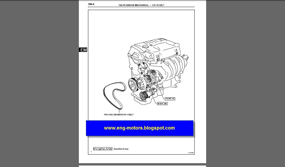 Yaris Power Steering Wiring Diagram Toyota Yaris Manual