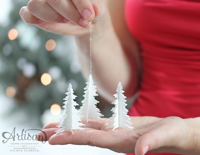 Wie ein Weihnachtslied-Stampin up