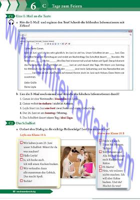 9. Sınıf Almanca A1.1 Ders Kitabı Cevapları Sayfa 66
