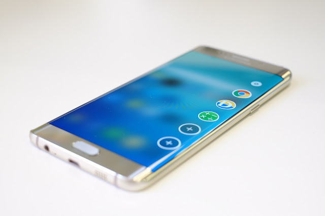 Samsung Galaxy S6 Edge Plus, Video 4k