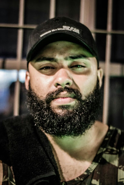 "O rapper IVS lança o webclipe ""BlackStreet Boys"" (Freestyle)"