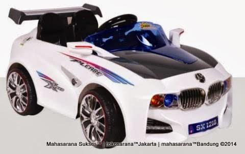 Mobil Mainan Aki Pliko PK9928N BMW