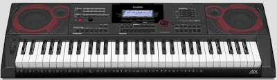 Keyboard Terbaru Casio CT-X Series