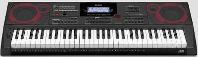 Keyboard Terbaru Casio CT-X Series