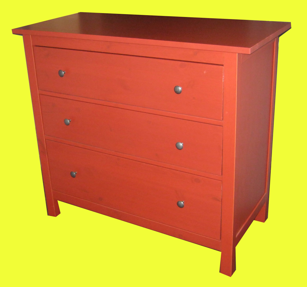 uhuru furniture collectibles ikea hemnes red dresser sold. Black Bedroom Furniture Sets. Home Design Ideas