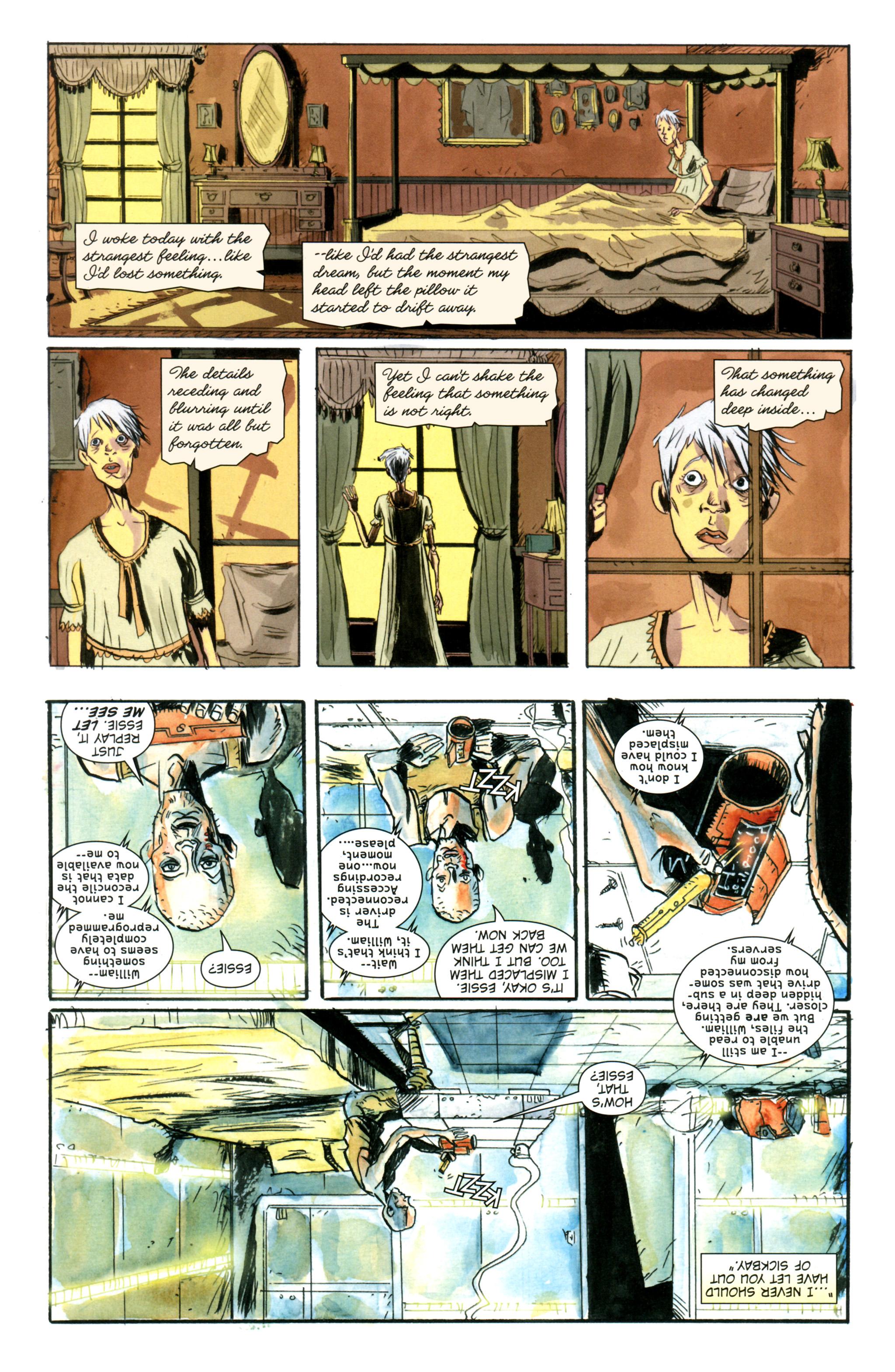 Read online Trillium comic -  Issue #5 - 3