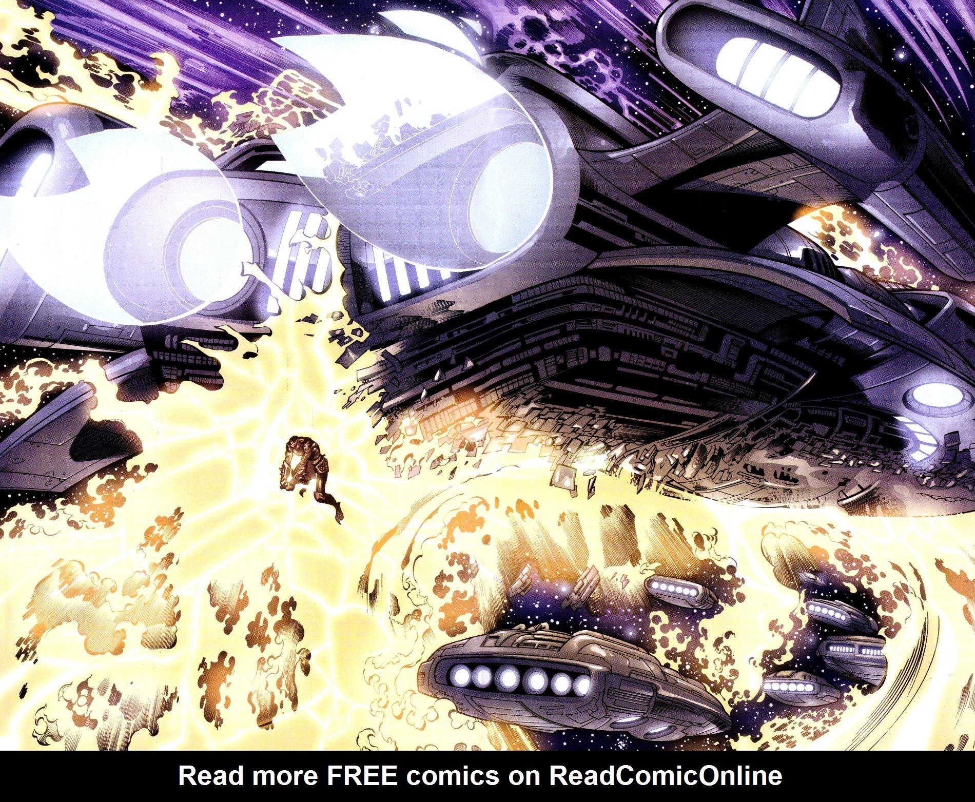 Read online Sigil (2000) comic -  Issue #16 - 11