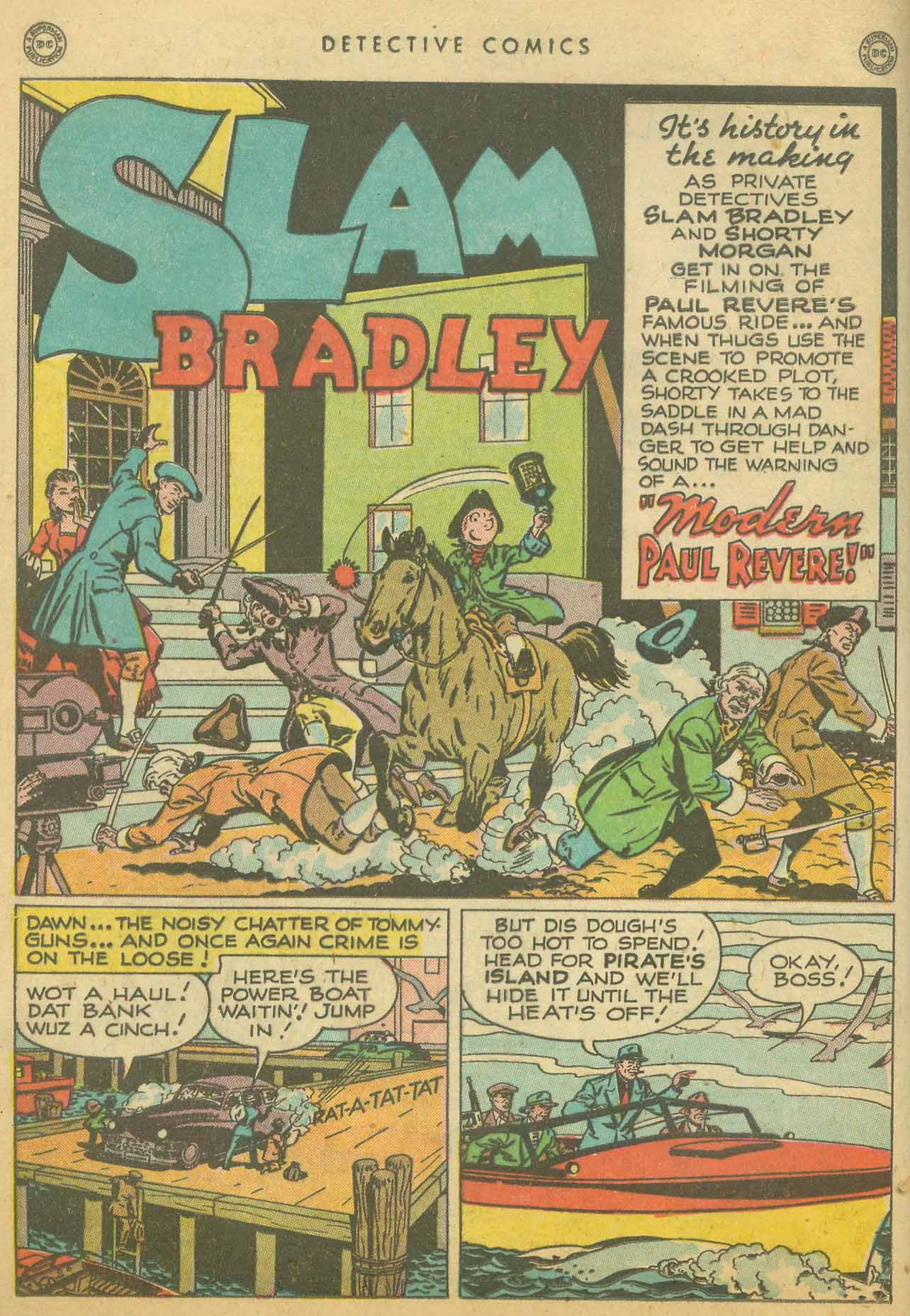 Detective Comics (1937) issue 127 - Page 16