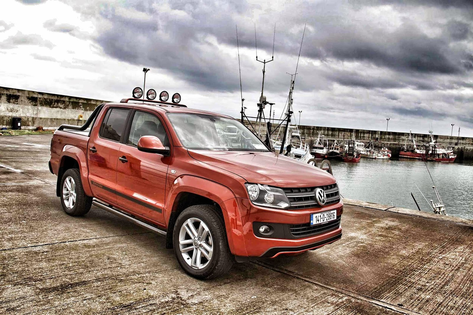 Irish Car+Travel Magazine: VW Amarok wins UK award