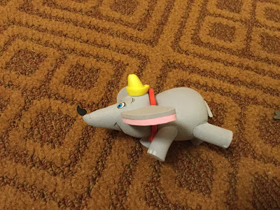 Disney Dumbo car topper