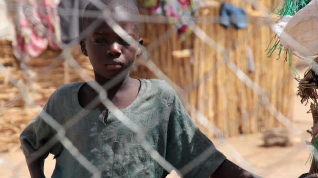 """Unicef exige cese del uso de niños como """"bomba humana"""" en Nigeria"""