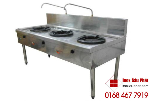 Sản xuất thiết bị bếp inox công nghiệp theo yêu cầu