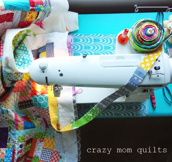 Crazy Mom Quilts: A Few Binding Tips