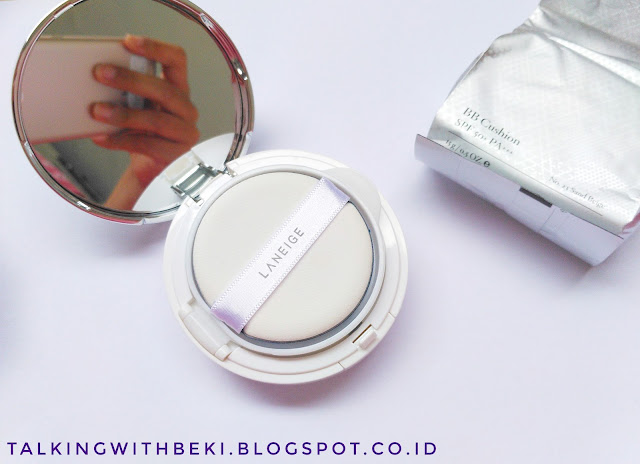 Review Laneige BB Cushion Whitening SPF 50++ Indonesia