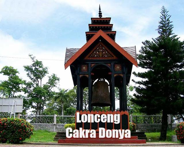 Foto Lonceng Cakra Donya
