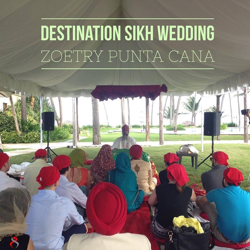 Sikh Wedding Blog