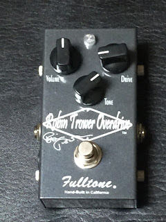THE FULLTONE ROBIN TROWER OVERDRIVE REVIEW