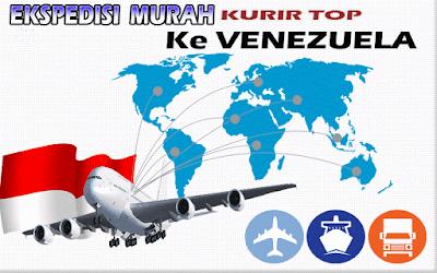JASA EKSPEDISI MURAH KURIR TOP KE VENEZUELA