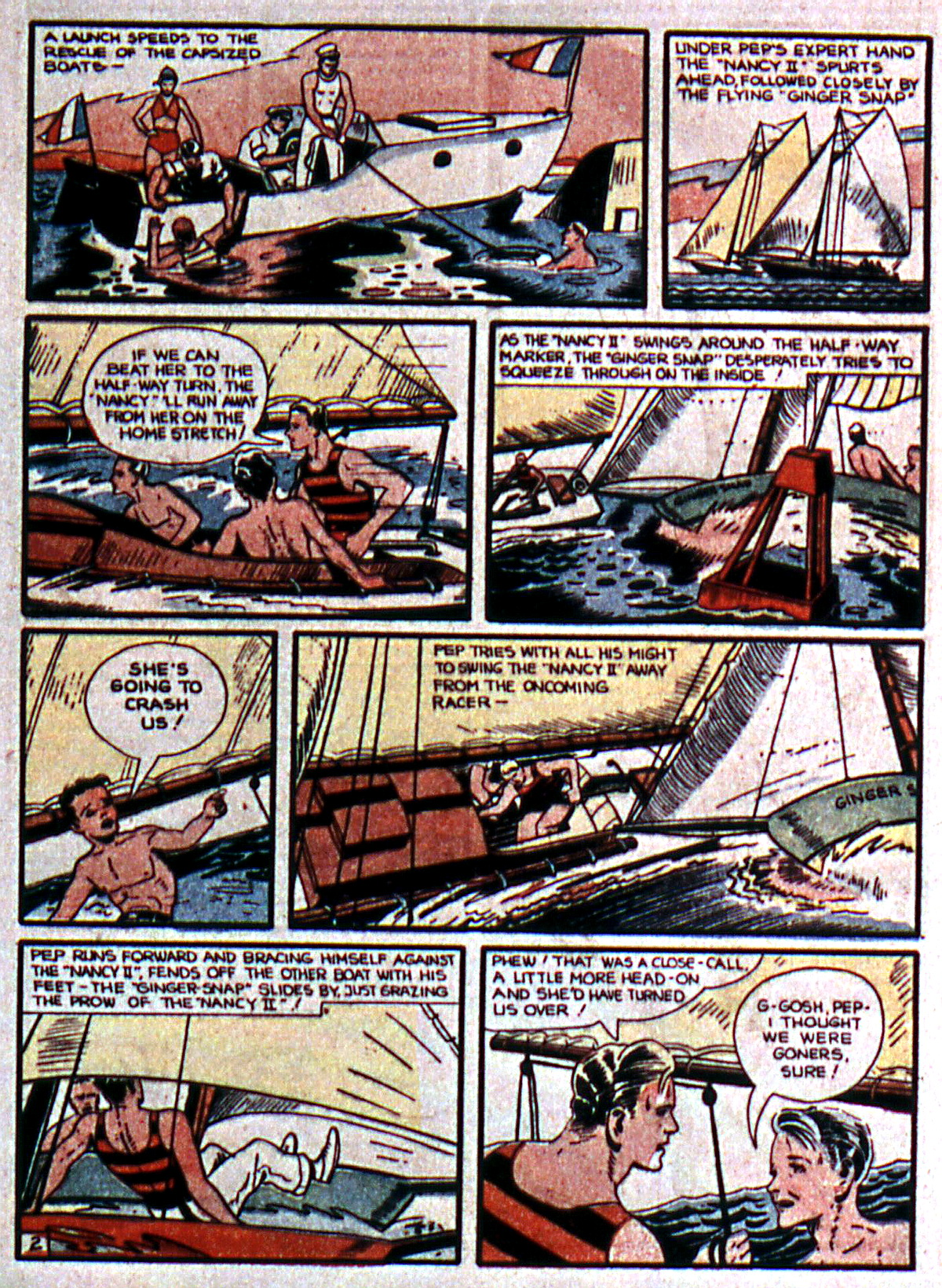 Read online Action Comics (1938) comic -  Issue #5 - 23