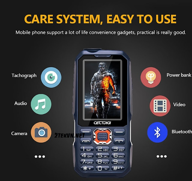 điện thoại độc T19