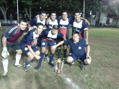 PSG Infomática, el último Campeón