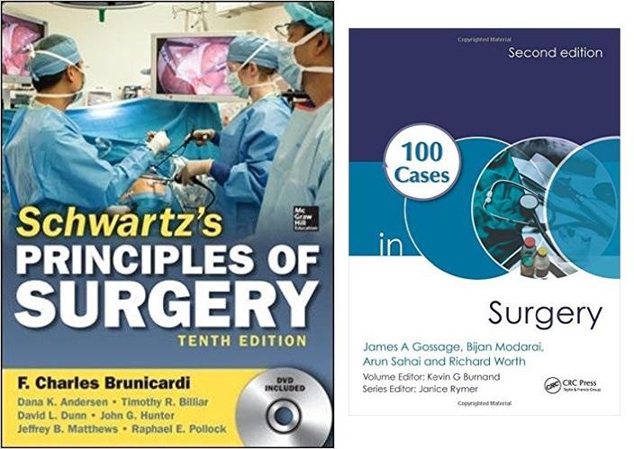 Schwartzs Principles Of Surgery Ebook