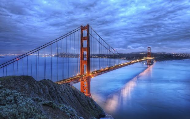 Life Golden Gate Bridge - Amazing Bridges