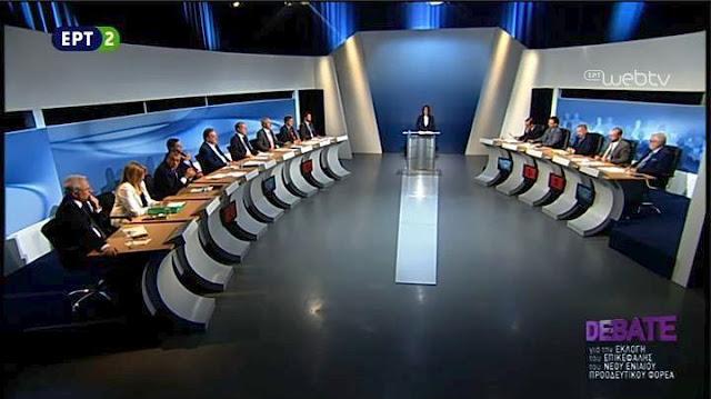 Ντιμπέιτ υποψηφίων Κεντροαριστεράς: Δεν διαλύονται ΠΑΣΟΚ - ΠΟΤΑΜΙ