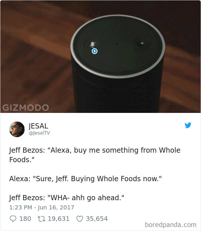 25 Hilarious Tweets About Amazon Alexa That Make Us Believe She Would Pass The Turing Test