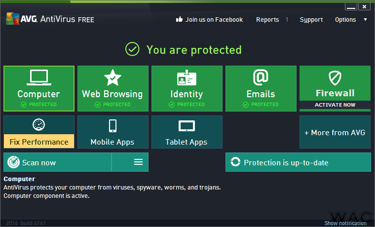 avg antivirus free edition 2014 download