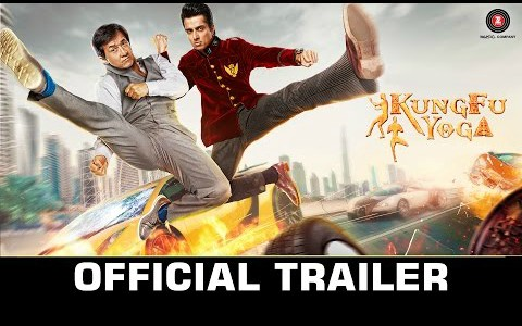 Kung Fu Yoga Official Trailer