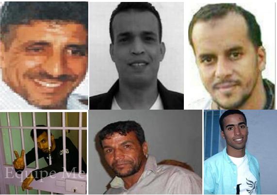 Le rapport de Reporters Sans Frontières ignore les journalistes sahraouis emprisonés
