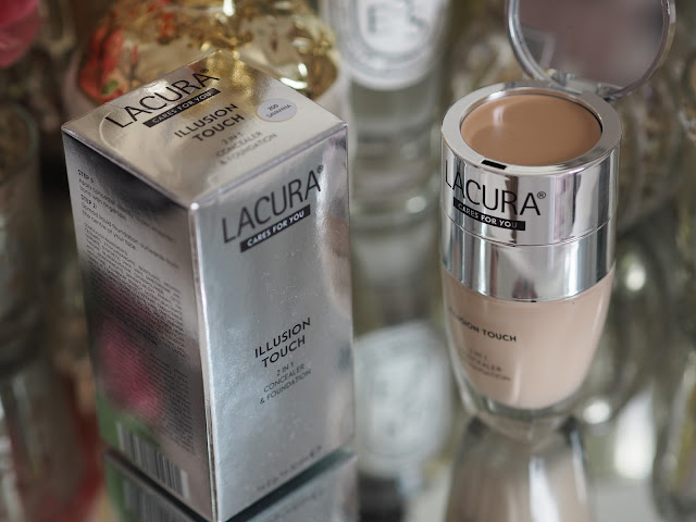 Aldi Lacura Illusion Touch 2 in 1 Foundation & Concealer