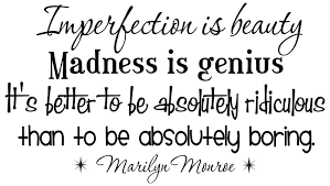 best imperfection quotes