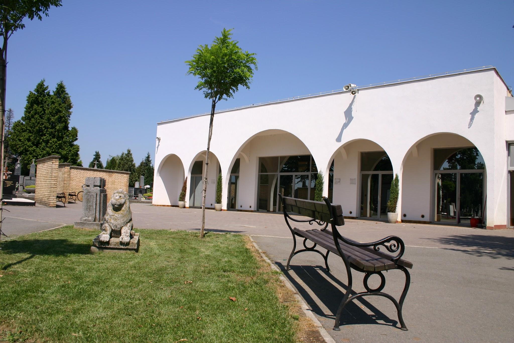 St. Ana Cemetery (Osijek, Croatia)
