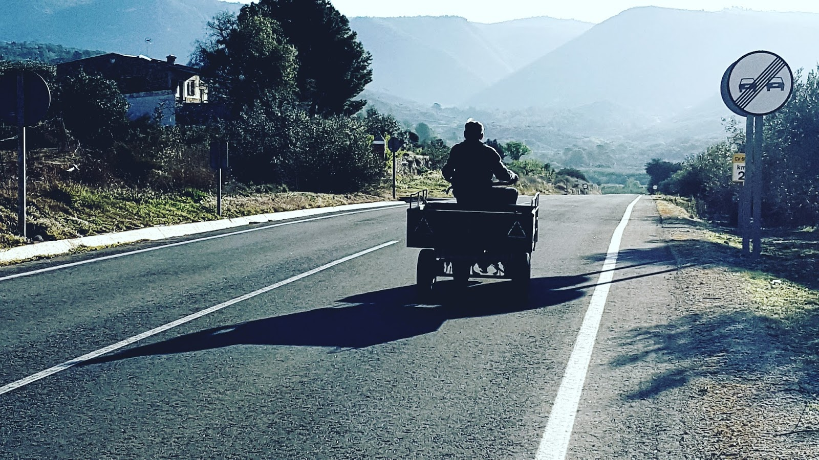 Cycling in Valencia - Vall d'Albaida, Valencia