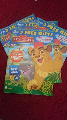 #LionGuardToys Twitter Party