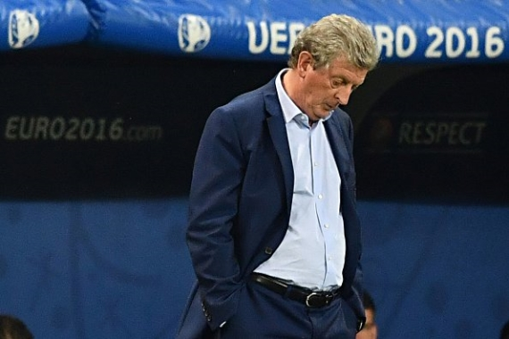 Roy Hodgson stepped down as England manager after the Euro tournament.